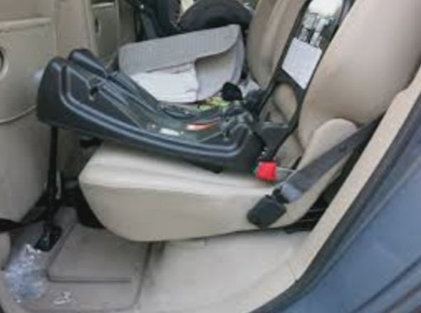 top tether isofix